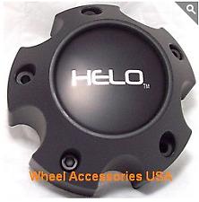 Helo 1079L140AHE1SB Center Cap Satin Black fits 5x135 (Ford) wheels only w/bolt