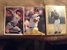 Roger Clemens 10 Card Lot Hall Of Fame Player
