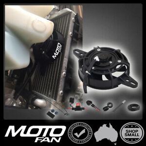 Dirtbike Thermo Fan Kit Universal Enduro Motorbike Ktm Husqvarna Beta Gas gas