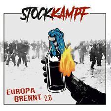 STOCKKAMPF EUROPA BRENNT 2.0 LP + CD (red vinyl)