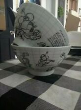 Disney 90 years of Magic Sketchbook Minnie Mouse Bowls set of 2