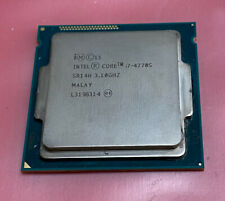 Intel Core i7-4770S 3.10GHz Quad-Core Processor - LGA1150 - SR14H - Tested