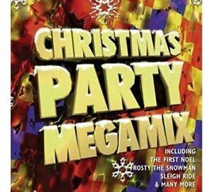 Christmas Party Megamix (CD Album, 1999)