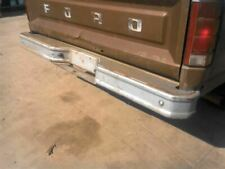 1980 Ford F-100 Rear Bumper With Step Bumper Painted 842003