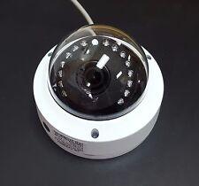 HD-TVI SONY CMOS 5MP Fisheye 360 degree lens wide angle Camera IR Outdoor Indoor
