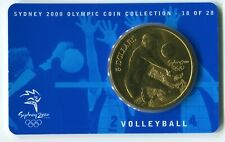 """New listing 2000 $5 Uncirculated Coin: Olympic Games - """"Volleyball."""""""
