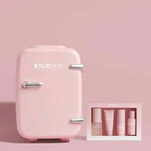 Kylie Skin Pink🌸 Mini Fridge w/ Starter Kit EXCLUSIVE ITEM LIMITED EDITION🌸