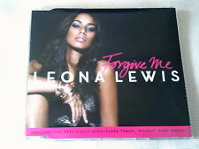 LEONA LEWIS - FORGIVE ME - UK CD SINGLE