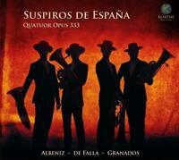 Opus 333 Quatuor De Saxhorns - Suspiros De Espana   CD   Neu New