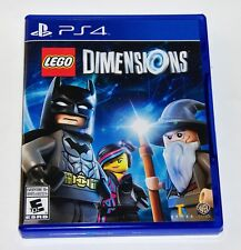 Replacement Case (NO GAME) Lego Dimensions PlayStation 4 PS4