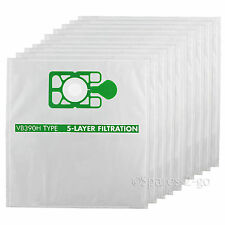10 x Cloth Bags HEPAFLO for Numatic HENRY Vacuum  HVC200 NRV200 NRV200-22