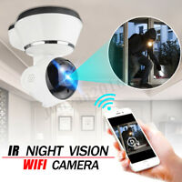 Wifi 1080P CCTV Camera Night Vision IR Outdoor Security Surveillance Home Camera