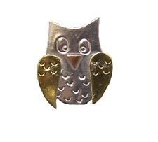 Puffin & Co Mini Needle Minder for Sewing and Stitching  - Owl