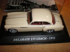 Altaya  1/43  Delahaye 235 Coach  1952          MIB (11/069)