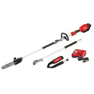 Milwaukee 2825-21PS M18 FUEL 10 in. Pole Saw Kit w/ QUIK-LOK New Free Shipping!