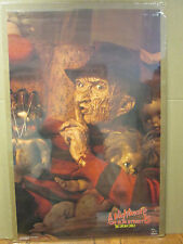Vintage A Nightmare on Elm Street 5 The Dream child movie poster 1989 5711