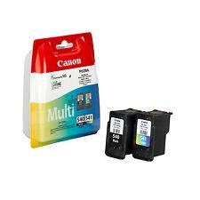 ORIGINALI CANON PG540+CL541 PER Canon Pixma MG2250 MX515 MG4150 MX455 MG3550