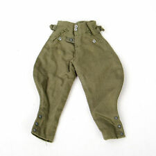 "1/6 WWII  Soldier  German breeches pants clothing   for 12"" figure body"