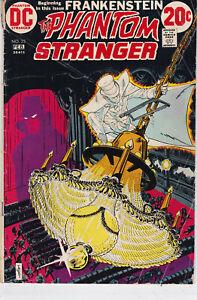 Phantom Stranger #23, 27, 40 DC comics LOT 1973 Jim Aparo Michael W. Kaluta art