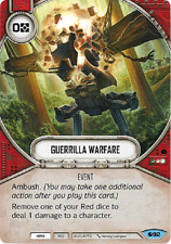 2x Guerrilla Warfare - Star Wars: Destiny - Spirit of Rebellion - Common