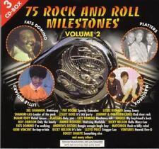 NEU/OVP: 75 Rock and Roll Milestones 3 CD-Set Best of Bill Haley Fats Domino