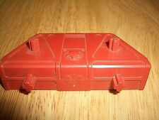 "G.I. JOE -  1980s - ACCESSORY PART # S-2    808364 - SIZE 3"" X 1 1/2"" X 1/2"""