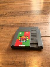 Attack of the Killer Tomatoes Nintendo NES Authentic Nice Label Cleaned Tested