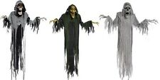 Halloween Lifesize Animated Witch Reaper Phantom YOU GET ALL 3 Hanging Props!
