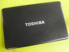 TOSHIBA SATELLITE C670 C670D SERIES GENUINE LCD SCREEN TOP LID COVER H000031250