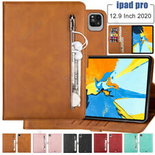 """Tablet PU Leather Stand Cover Flip Wallet Case For Apple iPad Pro 11"""" 12.9"""" 2020"""