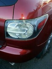 Mazda cx7 passenger  side tail light assembly excellent condition 2007