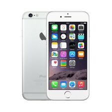 "iPhone 6 Silver 64GB 4.7"" Unlocked Smartphone - NEW - Without Box -"