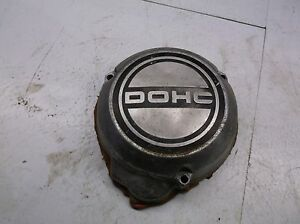 81 Suzuki GS650  Engine Right Side Cover NICE GS 650 GL T2-16