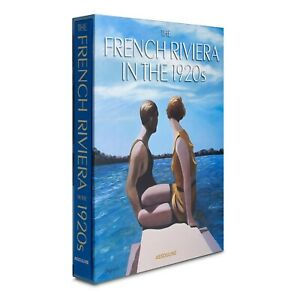 Assouline: The French Riviera in the 1920s In luxury slipcase Book NEW & SEALED