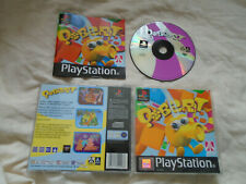 Q Bert PS1 (COMPLETE) rare childrens qbert Sony PlayStation black label