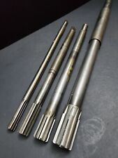 Extended Reach Reamer Lot Expansion Cleveland Yankee Morse Taper Machinist