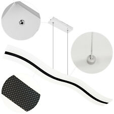 ONDA  - Lampadario lampada da soffitto appeso LED Bianco Caldo cucina plafoniera