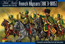 Napoleónicas FRENCH HUSSARS-Guerras Napoleónicas-Señor De La Guerra-Enviado primera clase!