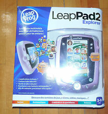 Leapfrog Leappad2 Explorer French Edition