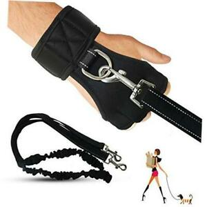 Hands Free Dog Leash,Dual Handle Dog Leash with Gloves for Small,Medium Large