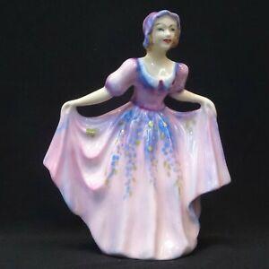 "Scarce THORLEY Bone China Dorothy Lady Figurine ""Celia"", 1950's"