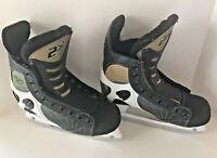 Youth CCM Tacks 252 Prolite 3 Ice Hockey Skates Size US. 3 / UK 2 / Euro 34