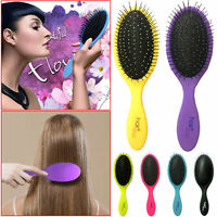 The Real Wet Brush Professional Salon Detangling Hairbrush Seen TV Full Size UK