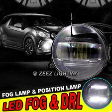 High Power LED Fog Lamp Projector Driving Daytime Running Light DRL For Infiniti