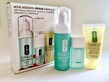 Clinique Acne Solutions Clinical Clearing Kit New In Box
