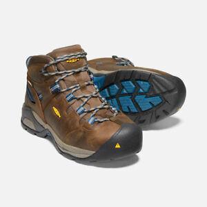 Keen Men's DETROIT XT Waterproof Steel Toe Safety Boots 1020086