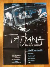 Tatjana (Kinoplakat ´94) - Aki Kaurismäki / Jim Jarmusch