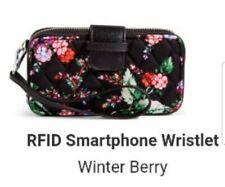 Vera Bradley RFID Smartphone Wristlet