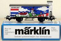 Marklin HO 82514 Netherlands International Car  RARE!  NEW