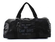 CAMP DAVID Travel Bag Miri Flory Black